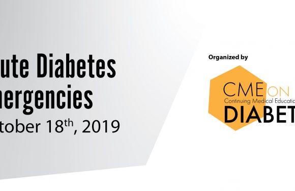 Acute diabetes emergencies