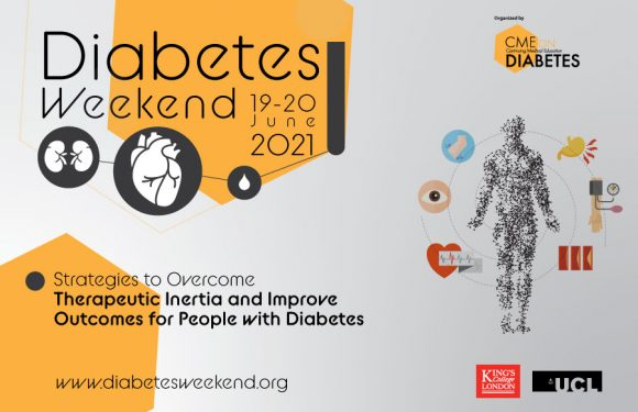 Diabetes Weekend'21 – Strategies to Overcome Therapeutic Inertia and Improve Outcomes for People with Diabetes